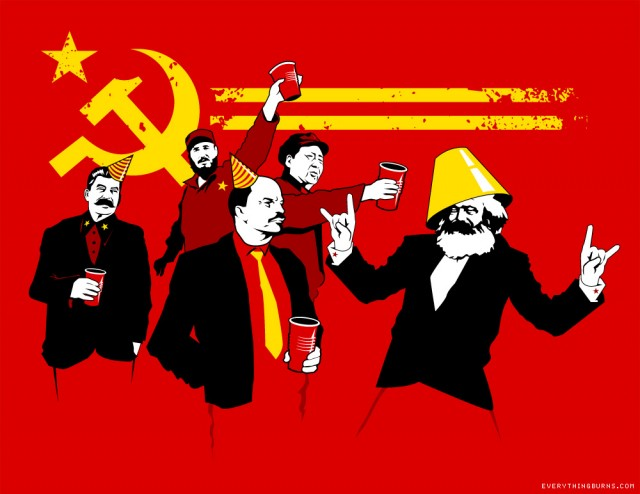 The Communist Party (original)