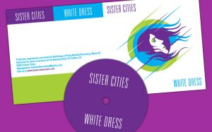 SisterCities | White Dress