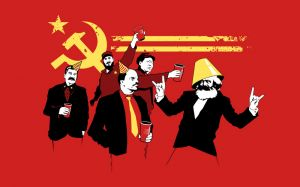 Communist Party - Tom Burns