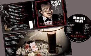 Unknown Hinson | Reloaded CD
