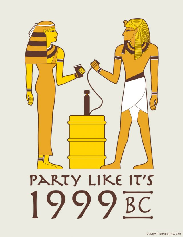 Party Like it's 1999 BC