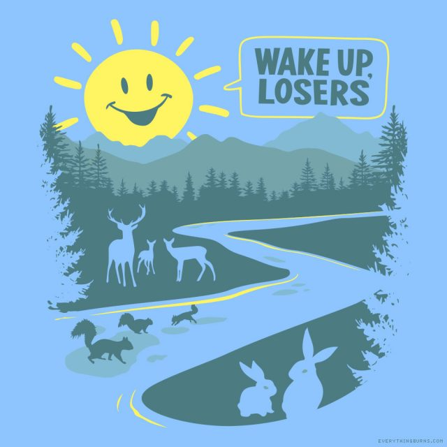 Wake Up Losers